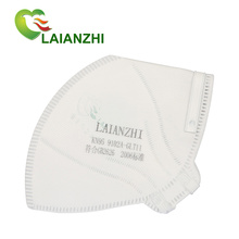Most Popular Products White Disposable Kn95 Dust Breathing Valve Mask Wholesale