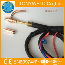 Binzel CNC Auto MB 501D MIG pistola