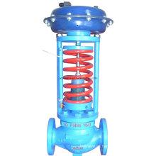 Válvula reguladora de presión con accionamiento automático (GAZZYP)