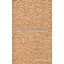 Panneaux durs de qualité supérieure de 2,5 mm, 3 mm lisses et gaufrés