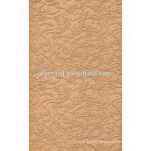 Высокое качество 2,5 мм, 3 мм гладкая и тисненые древесноволокнистые плиты