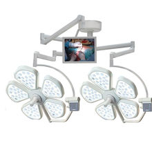 Surgery Lamp with Camera System & Operating Room Lamp LED Ce Surgical Operation MT Medical LED OT Light Electricity 2 Years