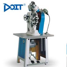 DT8 industrielle automatische Oberleder Leinwand Gummi Schuhe Doppelseite Knopf Nähmaschine Industrie