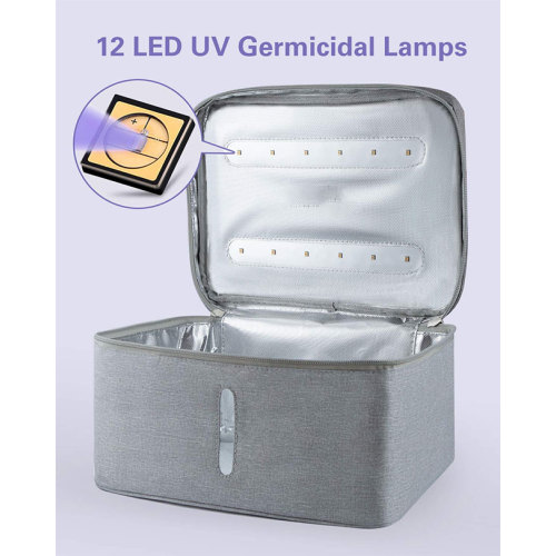 UV Led Light Accessories Flasksterilisatorboxväska