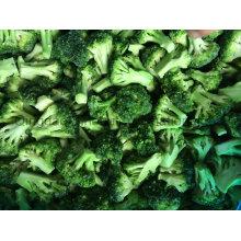 Brócoli congelado con (3-5cm) de corte