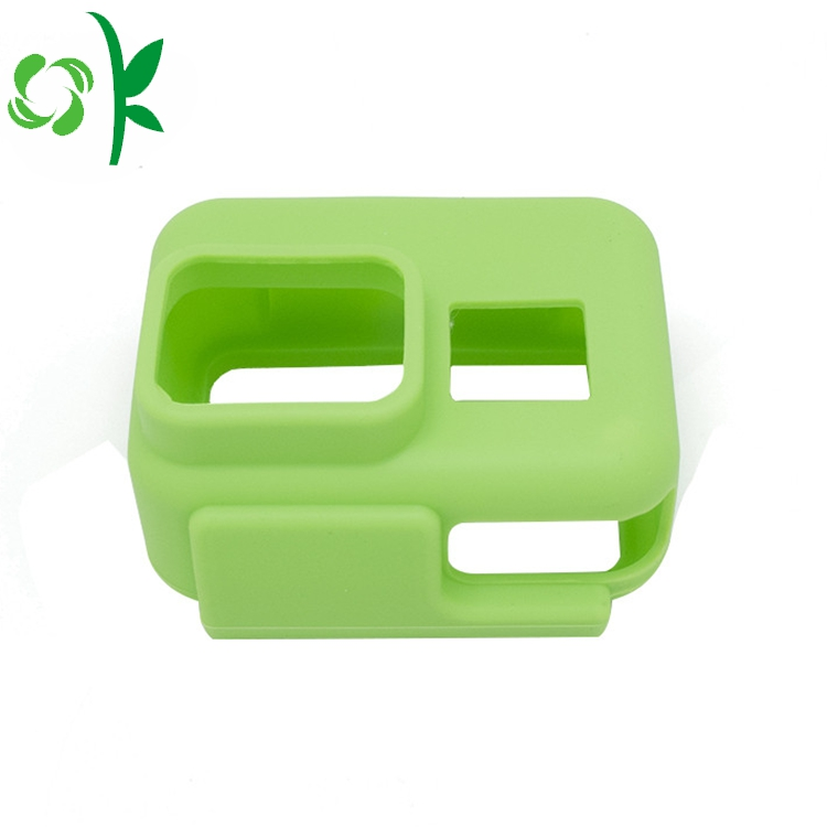 Green Silicone Camera Case