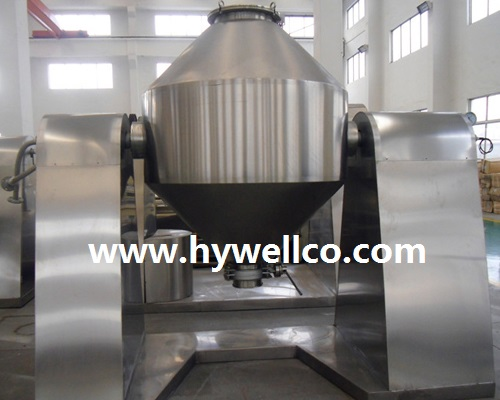Rotating Vacuum Dryer