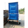 portable Toilet trailer with toilet for hire and sale
