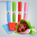 embossed nonwoven fabric waterproof wrapping paper for flower