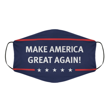 Κάντε το America Great Again Face Cover