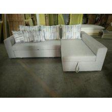 Manual estilo reclinable cama sofá, sofá de la tela (HA10)