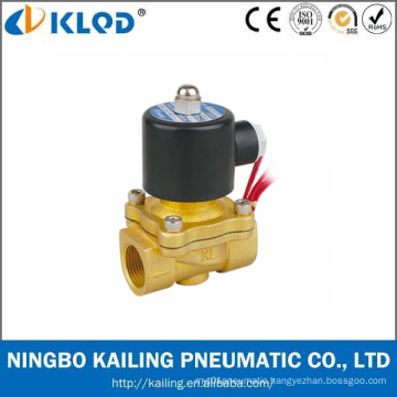 2W Types Low Price Direct Acting Water Solenoid Valve 24V