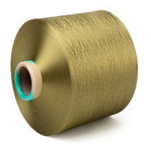 Optimal Quality Polyester Sustainable Yarn Recycled DTY