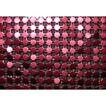 Paño de tabla de cequi metálico brillante moda