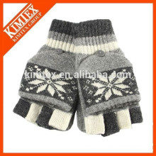 Wholesale cheap acrylic removable finger gloves