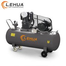 500L 12.5Bar 380V 2 Stage Portable Piston Air Compressor