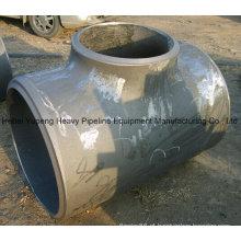 A234 B16.9 soldar tubos Tee