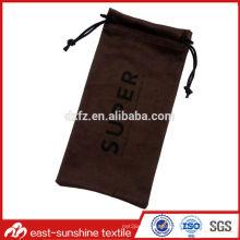 Chamois Bag Microfiber For Eyeglasses