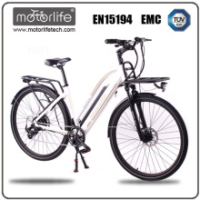 MOTORLIFE / OEM Marke EN15194 CE bewiesen 2017 250w neues elektrisches Motorrad