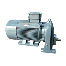 RX single stage helical small ratio gearbox helical gear unit