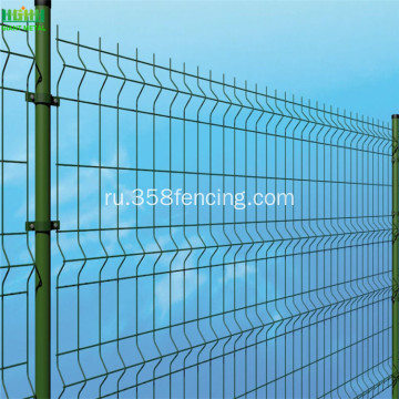 Powder+Coated+3d+Welded+Wire+Mesh+Fence