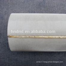 Grillage d'acier inoxydable de filtre de feutre de fibre aggloméré par FeCrAl d'approvisionnement de Demalong