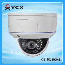 2.0 MP 1080P AHD IR IP66 imperméable à l'eau anti-vandale caméra dôme HD caméra analogique CCTV double tension