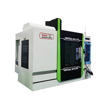 High Efficiency cnc milling machine center used for metal / alloy / Aluminium mould making