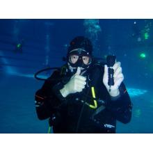 100m Tiefsee Unterwasser Spaß Tauchen super Tauchen LED Taschenlampe Taschenlampe