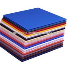 High Quality corrugated polypropylene pp sheet