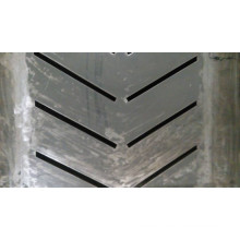 Chevron Conveyor Belt spezielle Muster Förderband