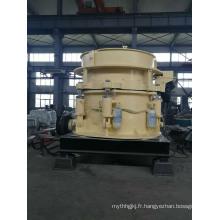 Machine de broyeur à cône hydraulique à plusieurs cylindres