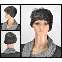 Супер качество синтетический парик волос (модель-ЕО-С9)