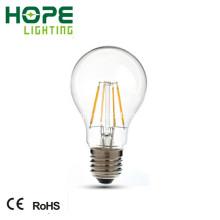 Ampoule à filament LED A60 4W 410lm à 360 degrés