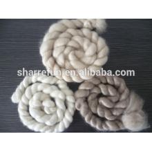 Производитель Китай фабрика Монголия 100% чистый кашемир топы белый/светло-серый/коричневый