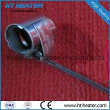 Novo aquecedor de bobina de câmara quente selado