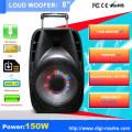 Kostenlose Probe Prefessional Lautsprecher Aktive Lautsprecher Musik Portabe Lautsprecher