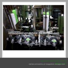China vassoura e escova que faz a máquina fabricante / CNC 5 eixo da escova de cabelo de perfuração e tufting máquina / máquina / vassouras de madeira machin