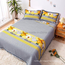 New Product Hotel Bedspread Set California King Lightweight for All Season
