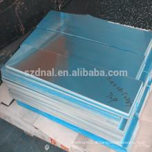 Folha de alumínio de alta qualidade 1060 1070 fornecedor de porcelana 1100