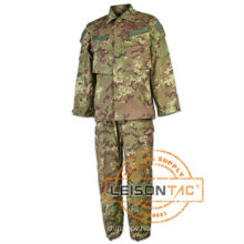 Army Uniform BDU Camo SGS standard with Superior Quality but Low Cost
