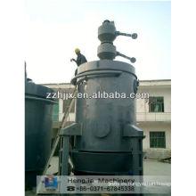 Gasificador de carbón medio ambiente sola etapa