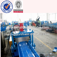 Colored Standing Seam Roof Sheet Roll Forming Machine with best quality