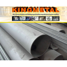 Seamless Annealed, Pickled Stainless Steel Industry Pipe