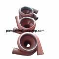 high chrome wet end parts pump volute