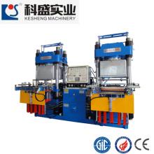 Gummi-Presse-Formmaschine für Gummi-Silikon-Produkte (KS400V4)