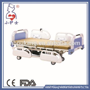 Camas del hospital del respaldo 0-80 grados para la venta
