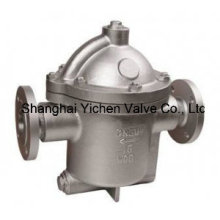 Carbon Steel Bell Shape Float Steam Trap Valve (CS45H)