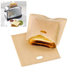 Chinese suppliers Reusable nonstick PTFE Toaster Bag
