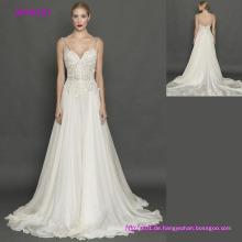 Hochzeitskleid Brautkleid / Vintage Lace Wedding Dress / Spitze Open Back Brautkleid